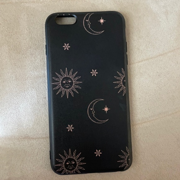 iPhone 6s Plus Moon and Sun Phone Case
